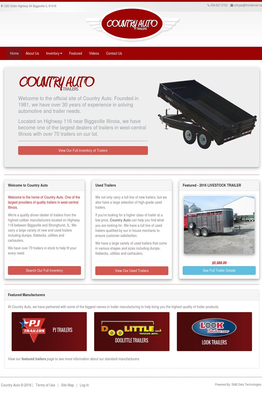 Country Auto Sales